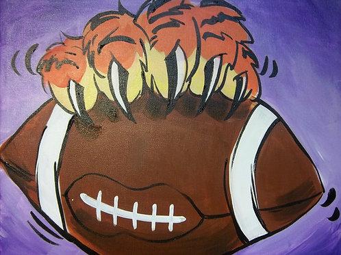 September 8, Tuesday, Clemson Tiger Football, 6:30pm