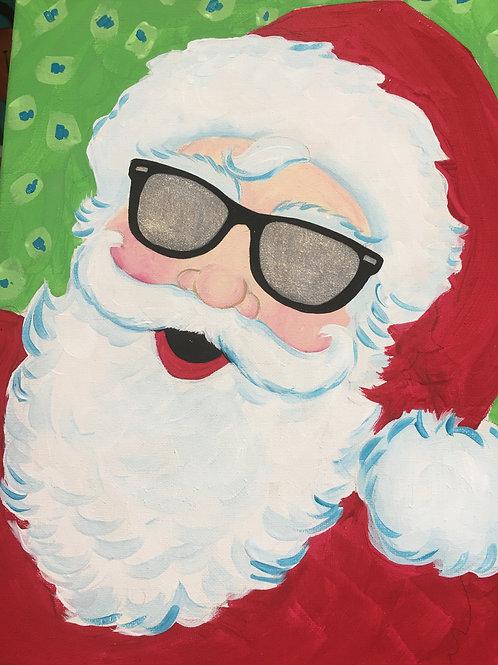 December 10, Tuesday, Cool Santa, 6:30