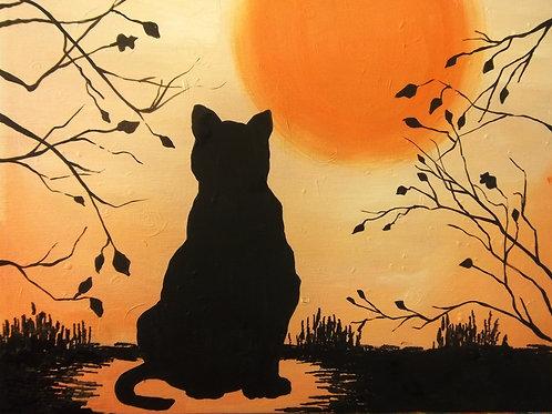 October 19, Saturday, Black Cat, 4:00