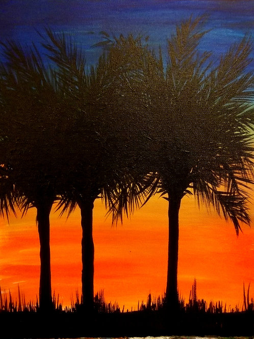 March 29, Sunday, Open Paint Night, 6:00