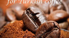 Alternative uses for Turkish coffee