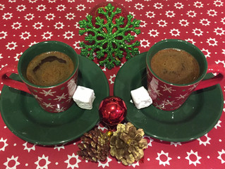 Christmas blend Turkish Coffee