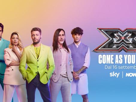 Riparte X-Factor Italia