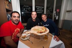 La Pizzata@RuscoBrusco
