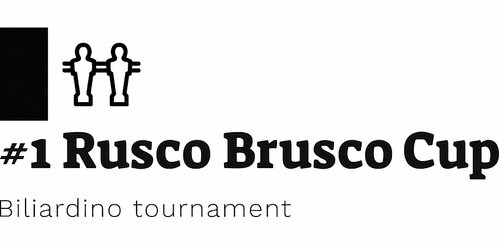 1st Rusco Brusco Biliardino Cup