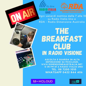 The Breakfast Club 1 ottobre 2021 (video)