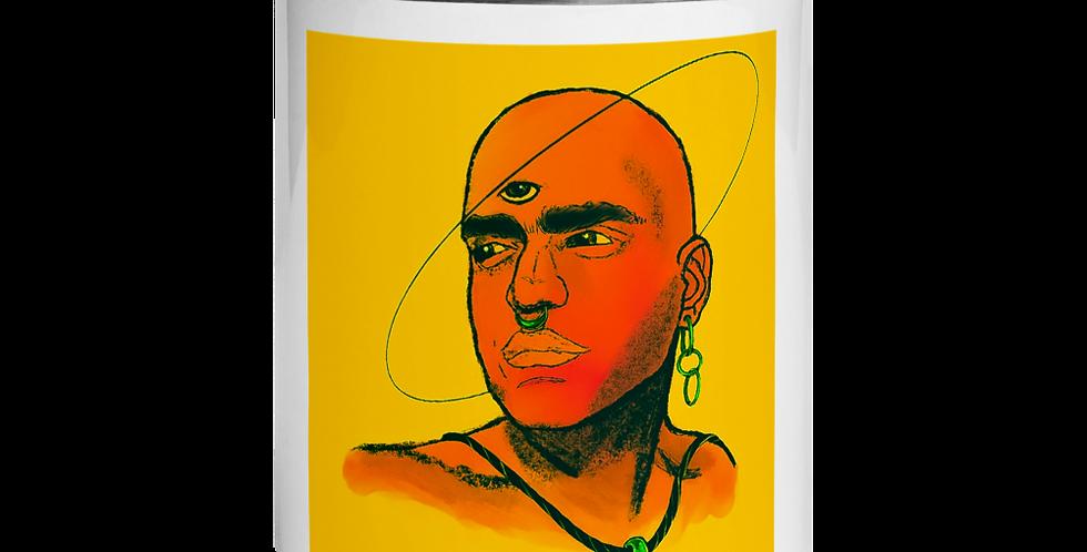 3 Eyed Seer Mug with Color Inside