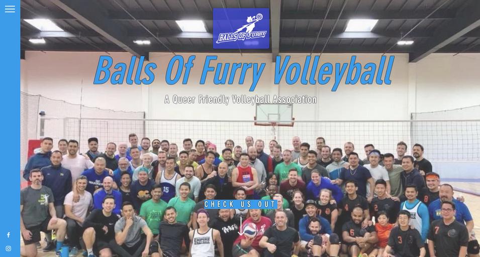 Bay Area Gay Volleyball Association