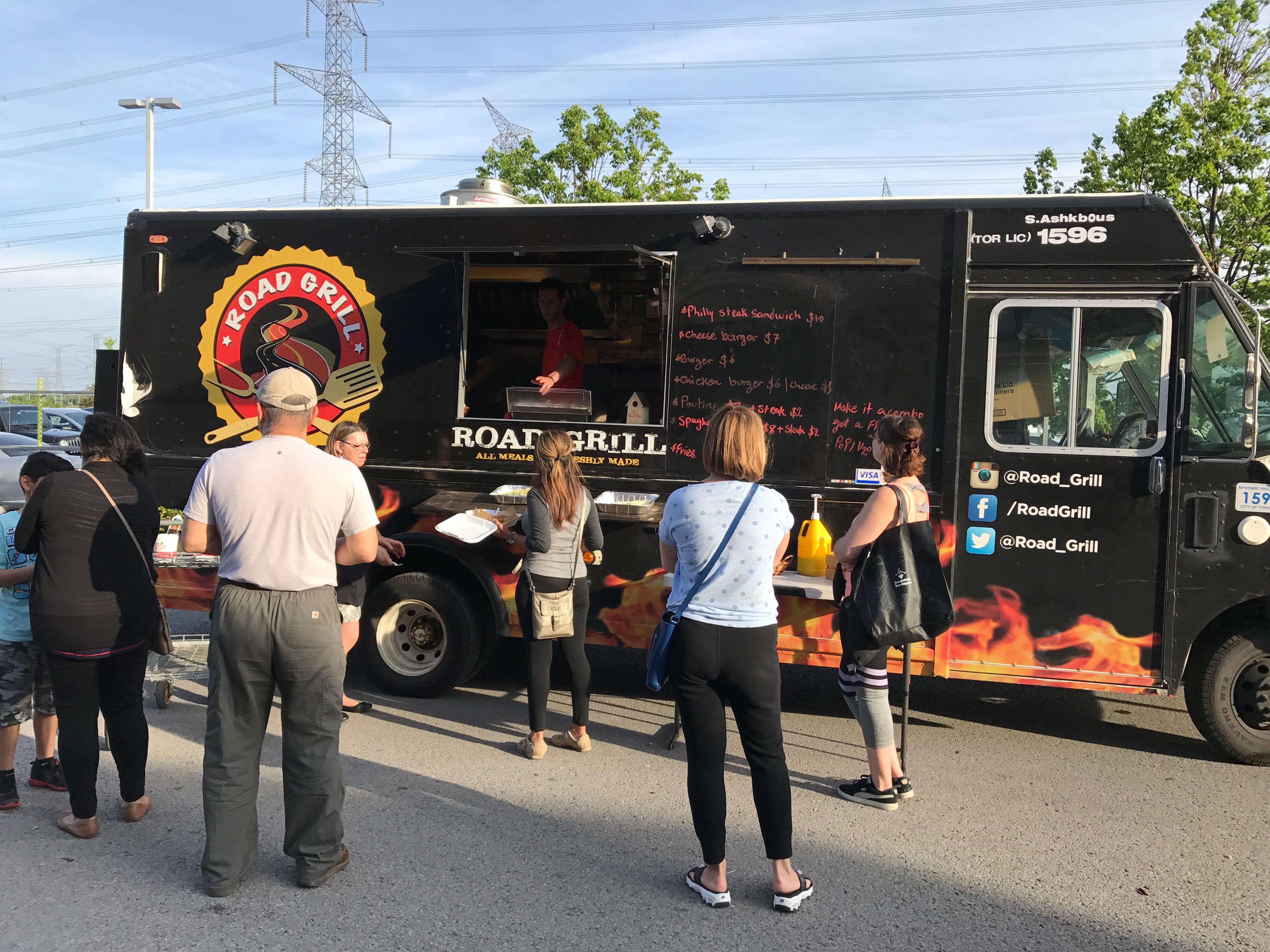 Road Grill Food Truck