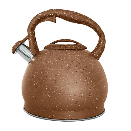3L Brown (Non-Electric) Induction Kettle
