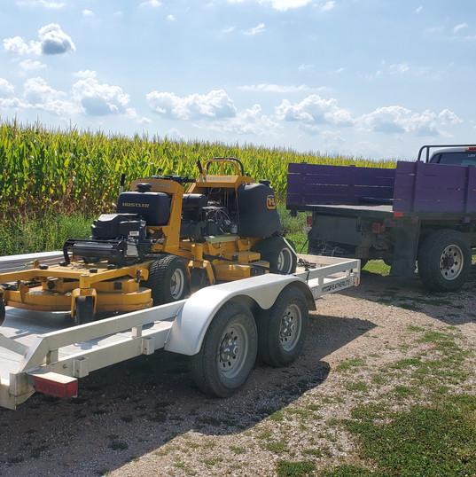 Mowing Fleet- JAR Landscaping LLC