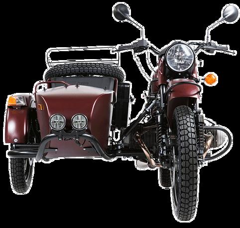 Sidecar Ural Gear Up Burgundy front.png