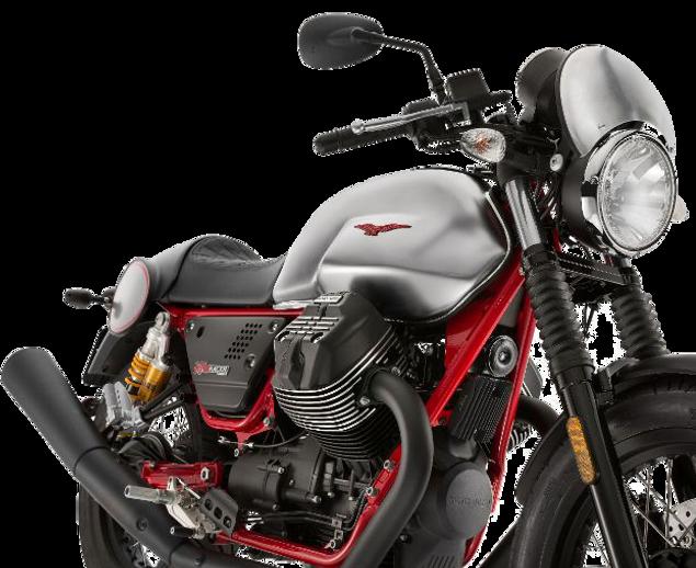 Moto Guzzi Racer III 2017