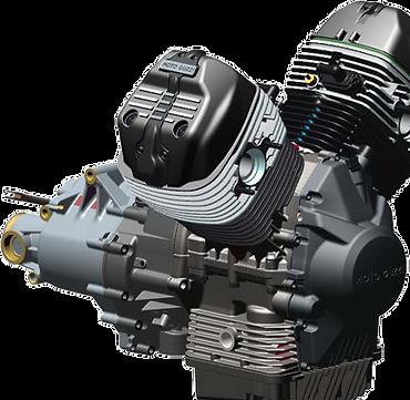 Moto Guzzi V9 engine
