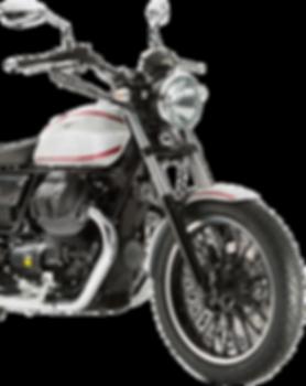 Moto Guzzi V9 Roamer 2017 white