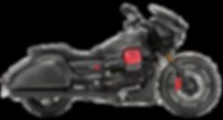 Moto Guzzi MGX21 Flying Fortress 2017 side