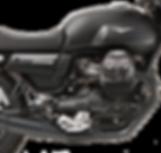 Moto Guzzi V7 III Stone 2017 chassis