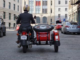 The Distinguished Gentleman's Ride Montreal