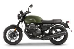 Moto Guzzi V7 stone verde