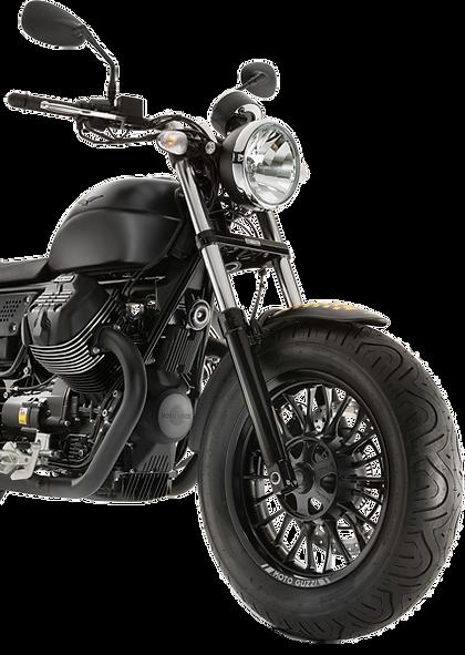 Moto Guzzi V9 Bobber 2017 black