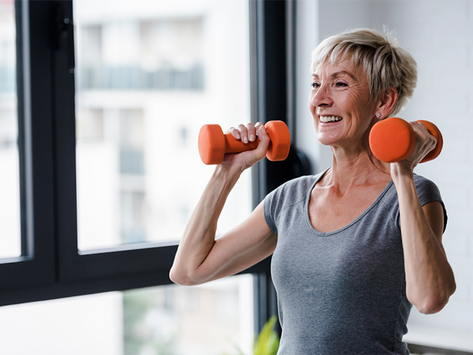 10 Benefits of Strength Training for Seniors