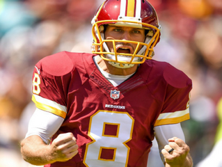 11 Lessons in Leadership from a mic'd up Kirk Cousins
