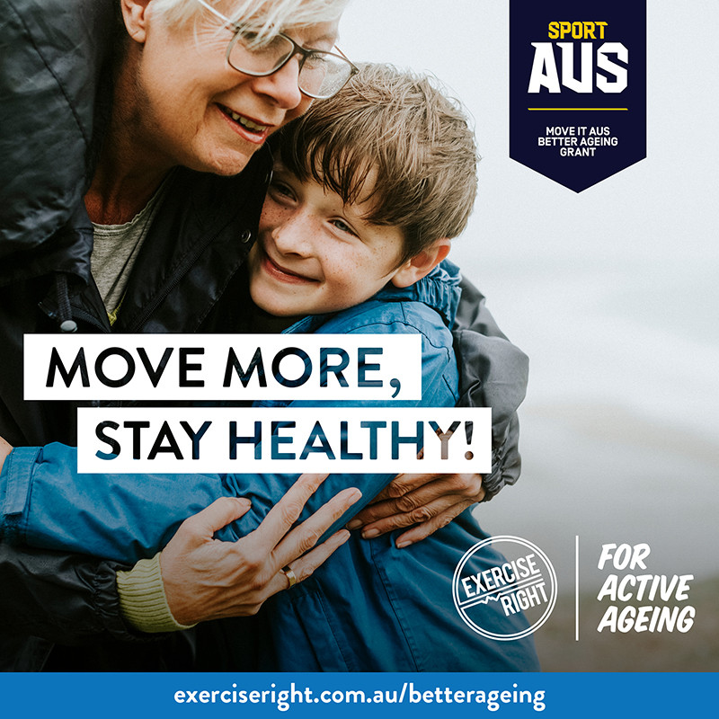 Exercise Right for Active Ageing program