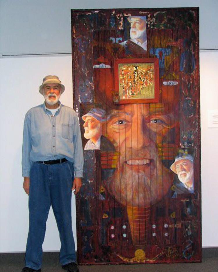 Georges et son portrait.jpg