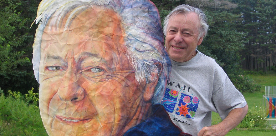 Claude et son portrait.jpg