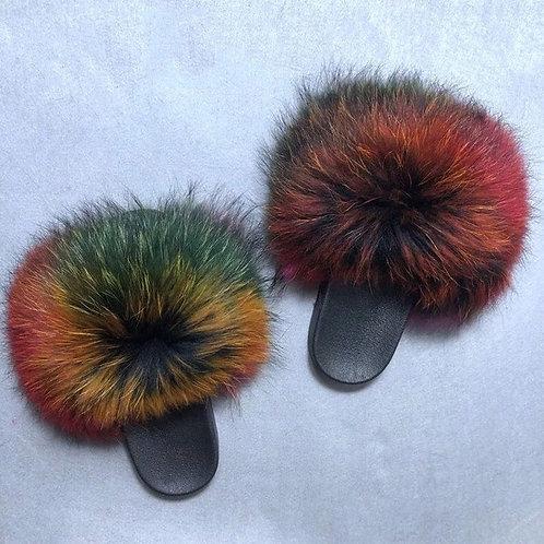 Autumn Fox Slippers