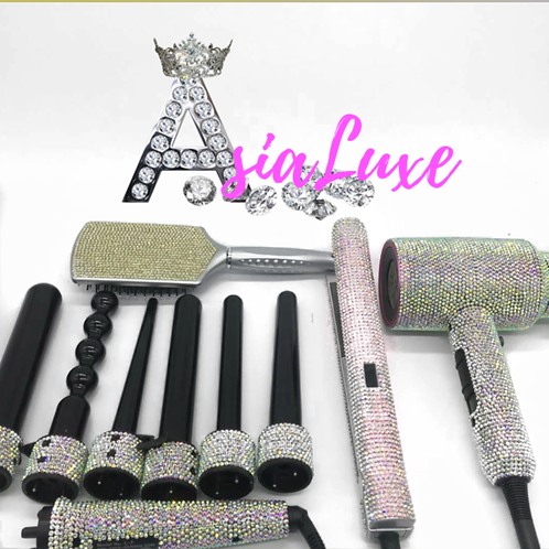 Luxe Curling Wand Set
