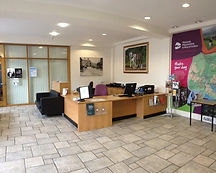 down counselling reception market house ballynahinch