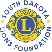 South Dakota Lions Club Foundation Logo