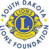 South Dakota Lions Club Foundation Logo