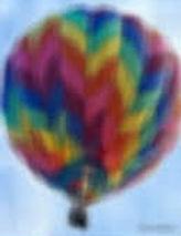 Blurry Balloon