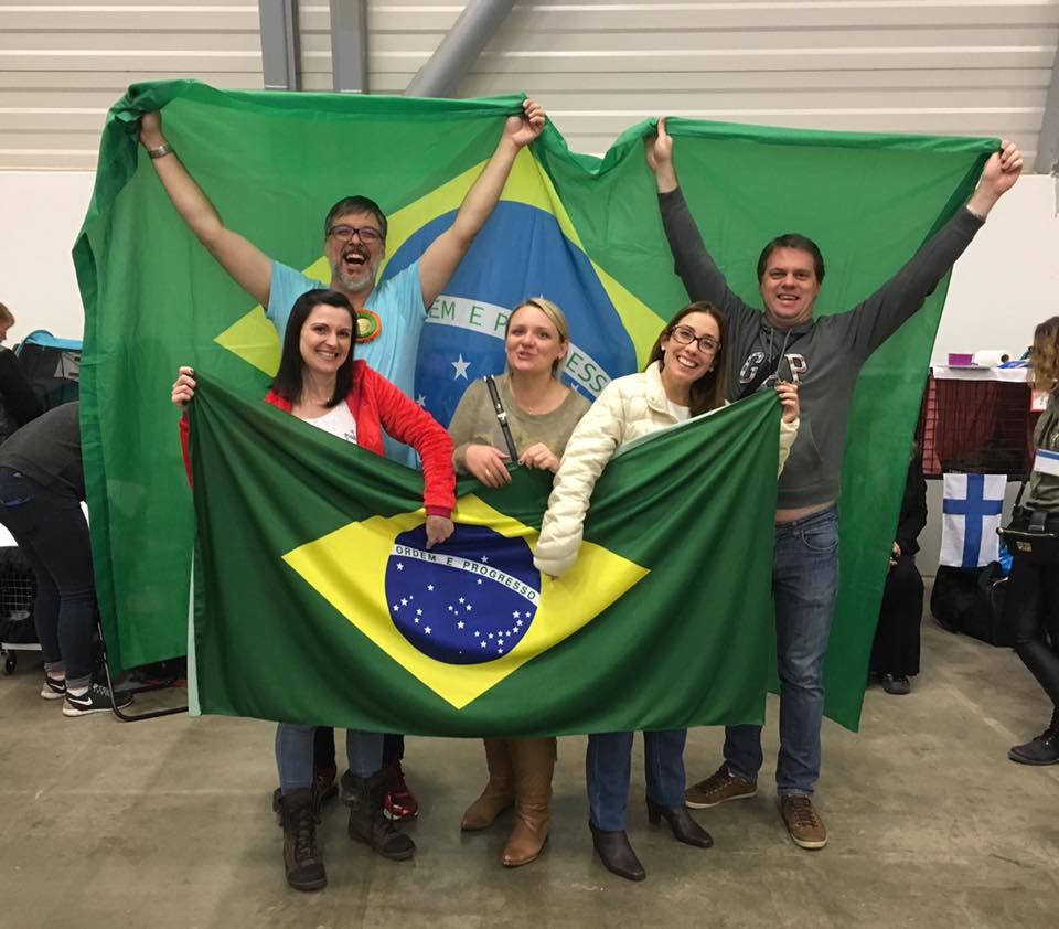 Time Brasil no SWS