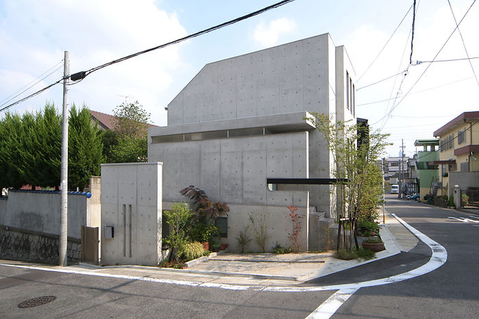 T-house 外観