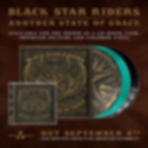 Blackl Star Riders Another State Of Grace Album Pre Order