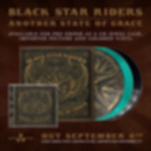 Black Star Riders Another Stat Of Grace Album Pre-Order