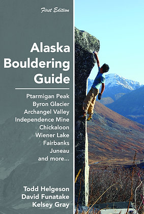 Alaska Bouldering Guide