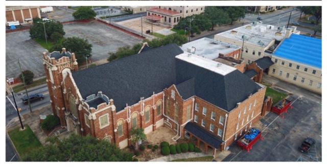 Friendship Baptist Church After