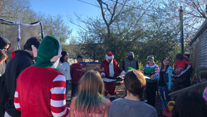 BLUEKEY PARTNERS WITH ONE OF LARGEST ATLANTA MANAGEMENT FIRMS TO HELPAT CHRISTMAS