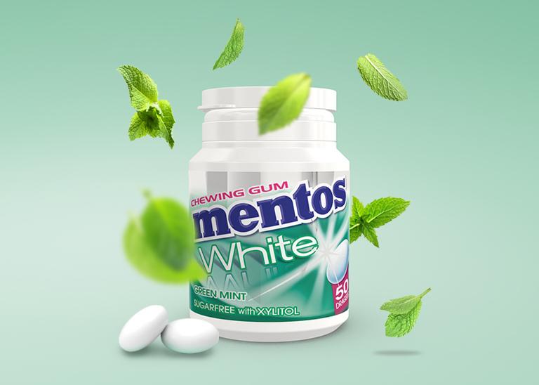 Mentos White