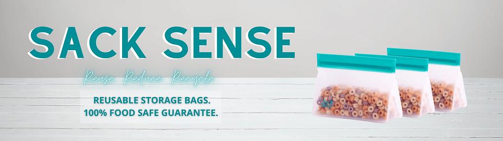 Reusable Storage Bags. 100% food safe guarantee. (2) (1).png