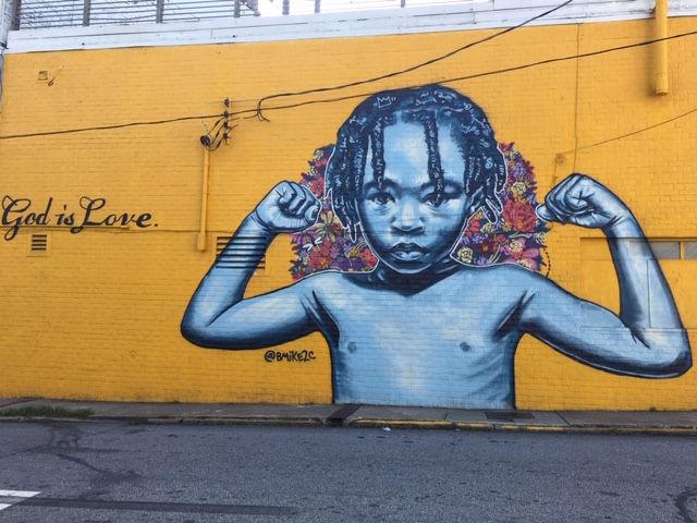 Downtown Street Art Tour
