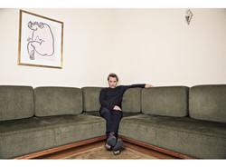 Jean Michel Jarre for Flaunt
