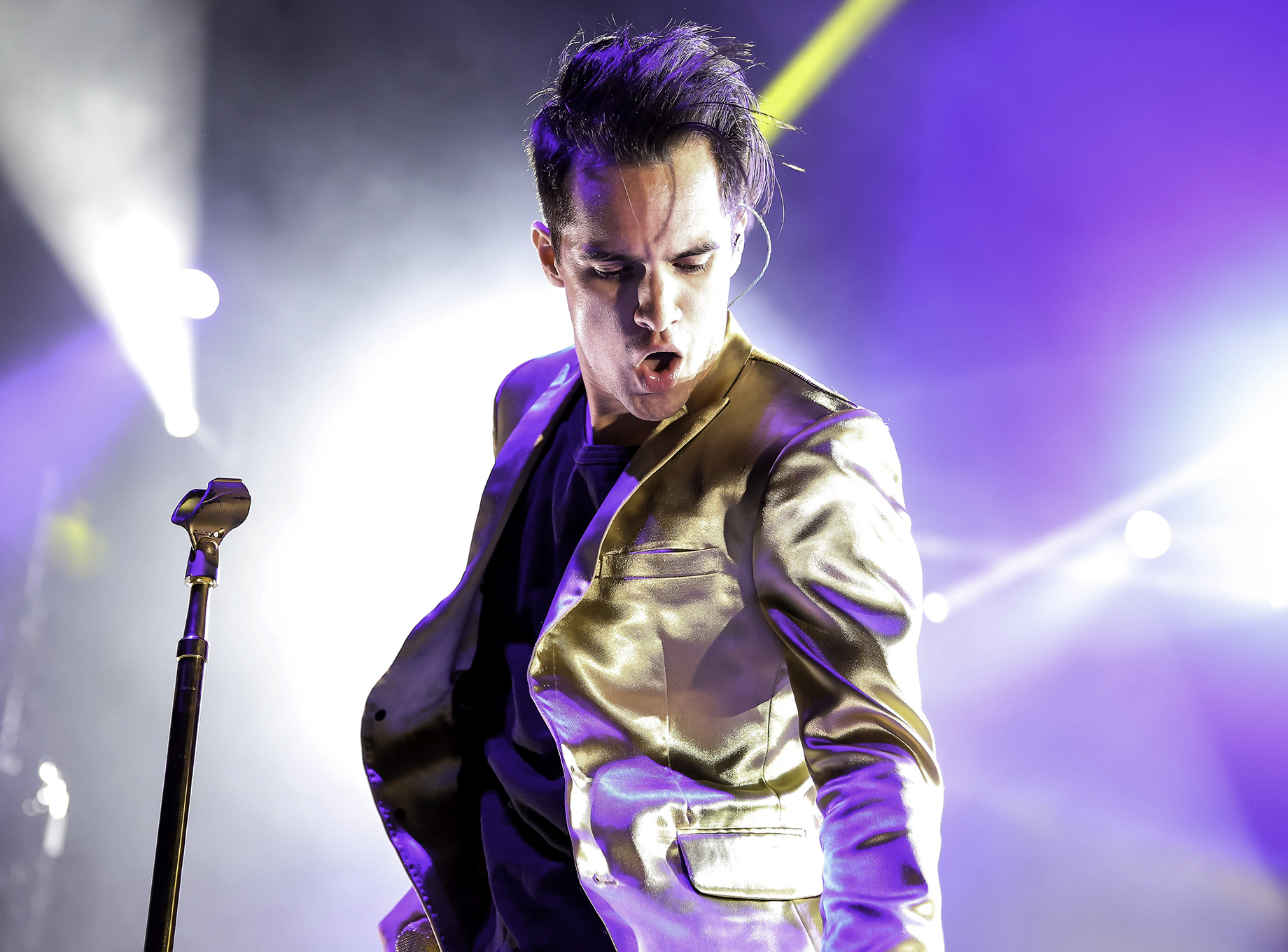 Brendon Urie - Panic at the Disco 2