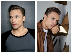 William Moseley For Ladygunn