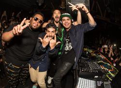Carnage, Borgore, Aoki & Datsik