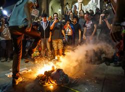 Post Election Protests, November 9, 2016 - Los Angeles, California